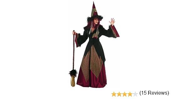 Lima - Disfraz de bruja adultos, talla M (MA269): Amazon.es ...