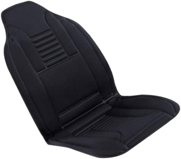 Vosarea Automatic Heated Cushion Car Seat Temperature Control Seat Pad Vehicle Seat Cover Heater