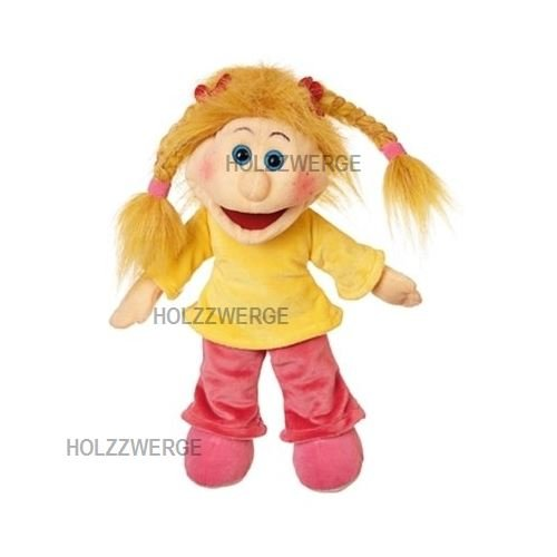 Living Puppets Hand Puppet Sandra 13.8in