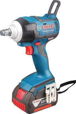 Bosch GDS 18 V-EC 250 Professional Cordless Impact Wrench The New GDS With EC Brushless Motor Easy Grip Bare Tool ( Without Battery And Charger )