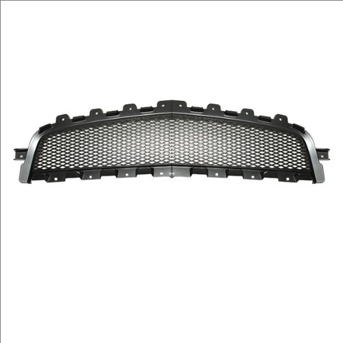 Grille Assembly Front Black Gm1200600 25784042 ()