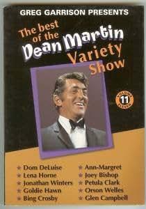 Greg Garrison Presents The Best of the Dean Martin Variety Show, Volume 11