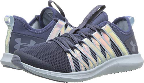 Under Armour Kids Girl's UA GPS Infinity HG (Little Kid) Utility Blue/Utility Blue/Washed Blue 13.5 M US Little Kid