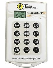 Turning Technologies Response Card (RCRF-03)