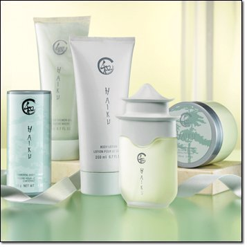 Parfum Powder Shower Lotion Softener