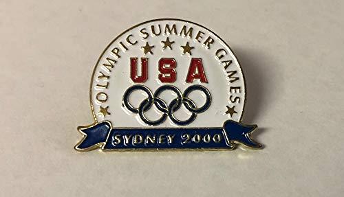 - 2000 USA Sydney Olympics Summer Games Pin