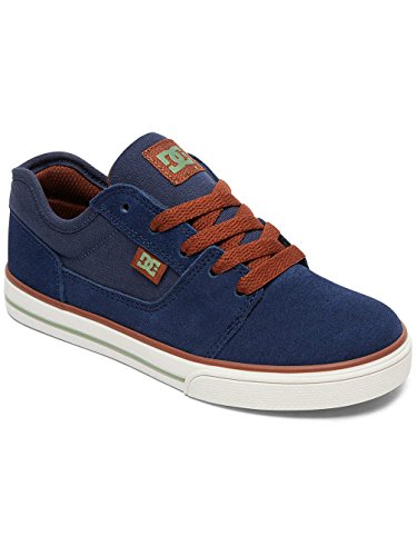 DC Shoes Tonik, Zapatillas Para Niños Dark Navy