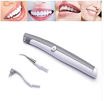 Electric Sonic Pic Tooth Stain Eraser Plaque Remover Dental best