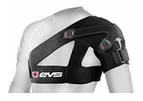 EVS Sports SB03BK-M Black Medium Shoulder Brace
