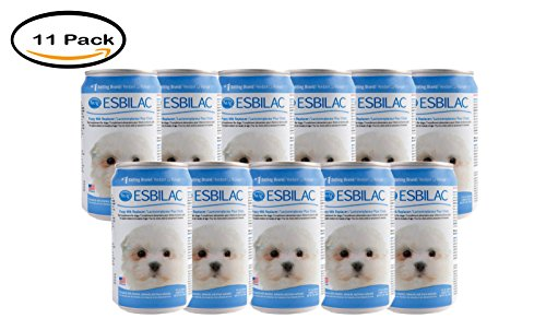 PACK OF 11- Esbilac Puppy Complete Liquid Diet, 8 oz by Central