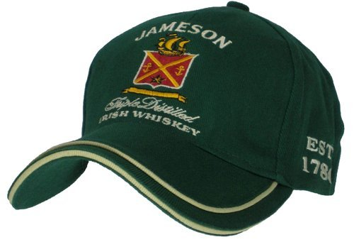 cd7a42f629f16 Image Unavailable. Image not available for. Color  Jameson Whiskey Luxury Baseball  Cap