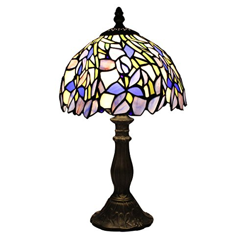 U-Taste Tiffany Style Lamp with 8-Inch I - 1 Iris Table Lamp Shopping Results
