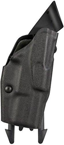 Als Tactical Thigh Holster - Safariland ALS Tactical Thigh Holster, Right Hand, STX Tactical Black MOLLE 6354-148-131-MS15