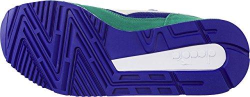 diadora V7000 PREMIUM 605 Herren Sneaker (BLUE|GREEN|BEIGE)
