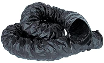"""Air Systems SVH-CND825 8"""" Diameter 25' Conductive Fabric Duct"""
