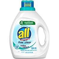 All 49 Loads of 88 Fluid Ounce Liquid Laundry Detergent