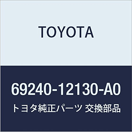 Genuine Toyota 69240-12130-A0 Door Handle Assembly