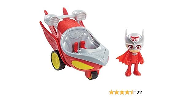 Just Play - PJ Masks Vehículo Speed Booster - Buhíta (Bandai ...