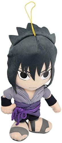 - GE Animation GE-52726 Naruto Shippuden-Sasuke Plush, 8