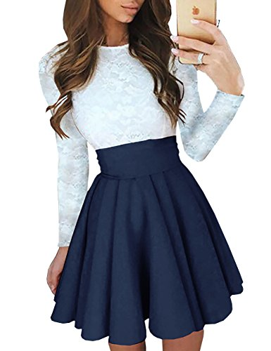 High Waist Dress - 3