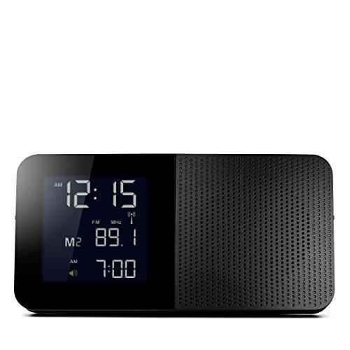 Braun BNC010BK SRC Quartz Alarm Clock
