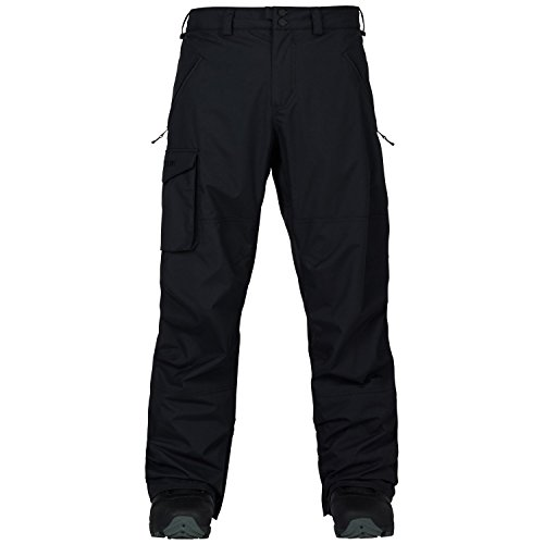 Burton Mens Covert Insulated Pant, True Black 1, Medium (Cheap Burton Snowboards)