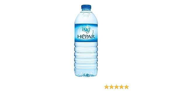 Hépar 1L (pack de 6): Amazon.es: Alimentación y bebidas
