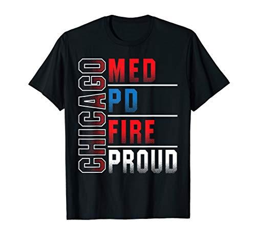 (Chicago Med, Chicago PD, Chicago Fire, Chicago)