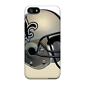 Iphone Cases - Tpu Cases Protective For Iphone 5/5s- New Orleans Saints