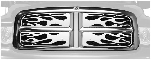 Putco 89132 Flaming Inferno Stainless Steel Grille