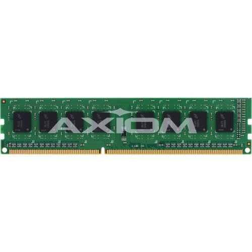 4GB DDR3-1600 UDIMM TAA COMPLIANT from AXIOM MEMORY SOLUTION,LC