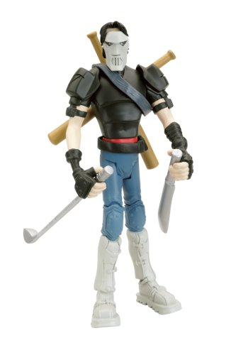 Teenage Mutant Ninja Turtles Movie Figure: Casey -