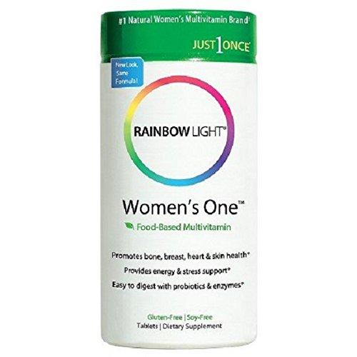 Rainbow Light Women's One Multivitamin/Mineral, 50 Tablets ()