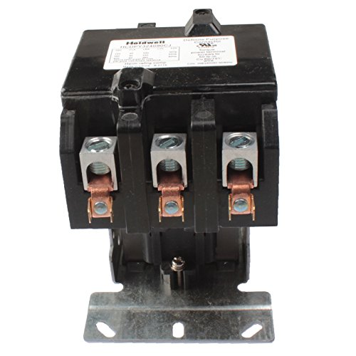 (Holdwell 42GE35BG106 3 Pole 90 Amp 240V Coil Definite Purpose Contactor)