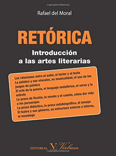 Retorica Introduccion A Las Artes Literarias Spanish