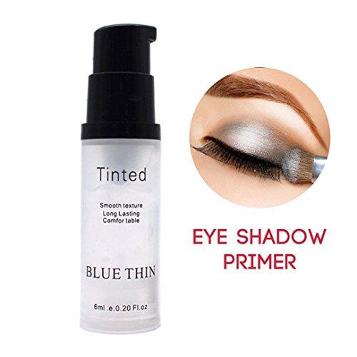 Eye Primer Base, Alonea rofessional Makeup Eyeshadow Base, E