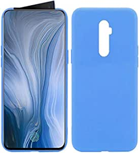 Matte flexible plastic Cover for Oppo Reno 2