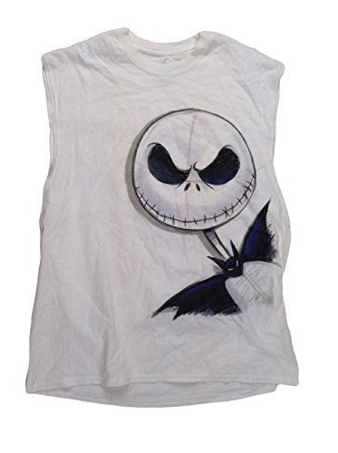 Before And Christmas Lock Nightmare Costumes Shock Barrel (Jack Skellington Nightmare Before Christmas Tank Top For Adults)