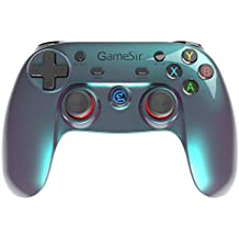 GameSir G3v 2.4Ghz Wireless Bluetooth Gamepad Controller for Android TV BOX Smartphone Tablet PC(Blue)