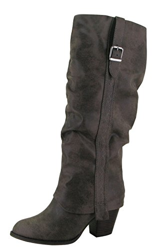 Jellypop Roslyn Womens Tall Boots Taupe