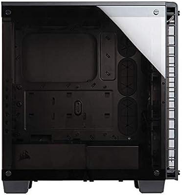 Corsair Crystal 460X RGB - Caja de PC, Mid-Tower ATX compacto ...