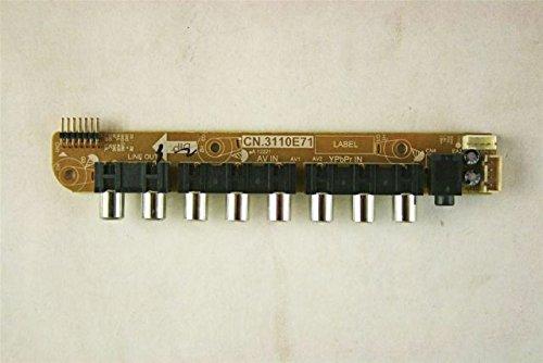 (Sceptre X405BV-FHDR LED TV AV Input Module- CN.3110E71)