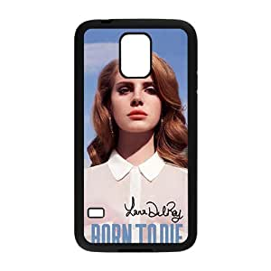 Born Todie fresh girl fashion plastic phone case for samsung galaxy s5