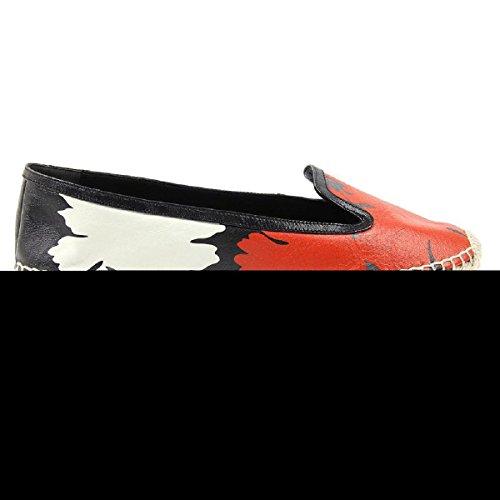 McQueen Espadrillas Alexander Multicolor 383960 Whi72 Ladies 8485 BwdWdEgq