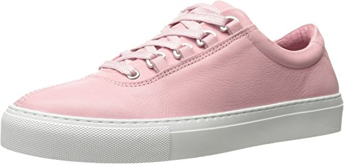 K-Swiss Women's Court Classico Fashion Sneaker, Chalk Pink/Off White, 11 M US