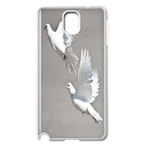 Unique Phone Case Design 12Holy Dove & Peace Dove- For Samsung Galaxy NOTE4 Case Cover