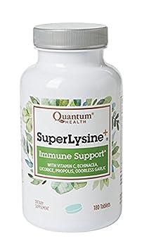 Super Lysine Plus 180 Tabs Advanced Formula Lysine Pack of 3