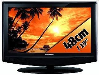 Nordmende N193LD- Televisión, Pantalla 19 pulgadas: Amazon.es ...