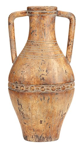 - Deco 79 Ceramic Tuscan Urn Antique Decor