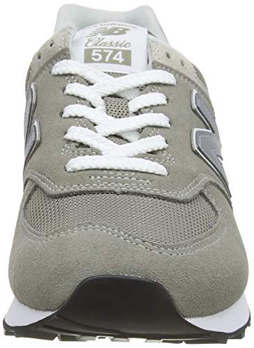 New Balance 574 Core, Baskets Homme, Grey, 42 EU 2